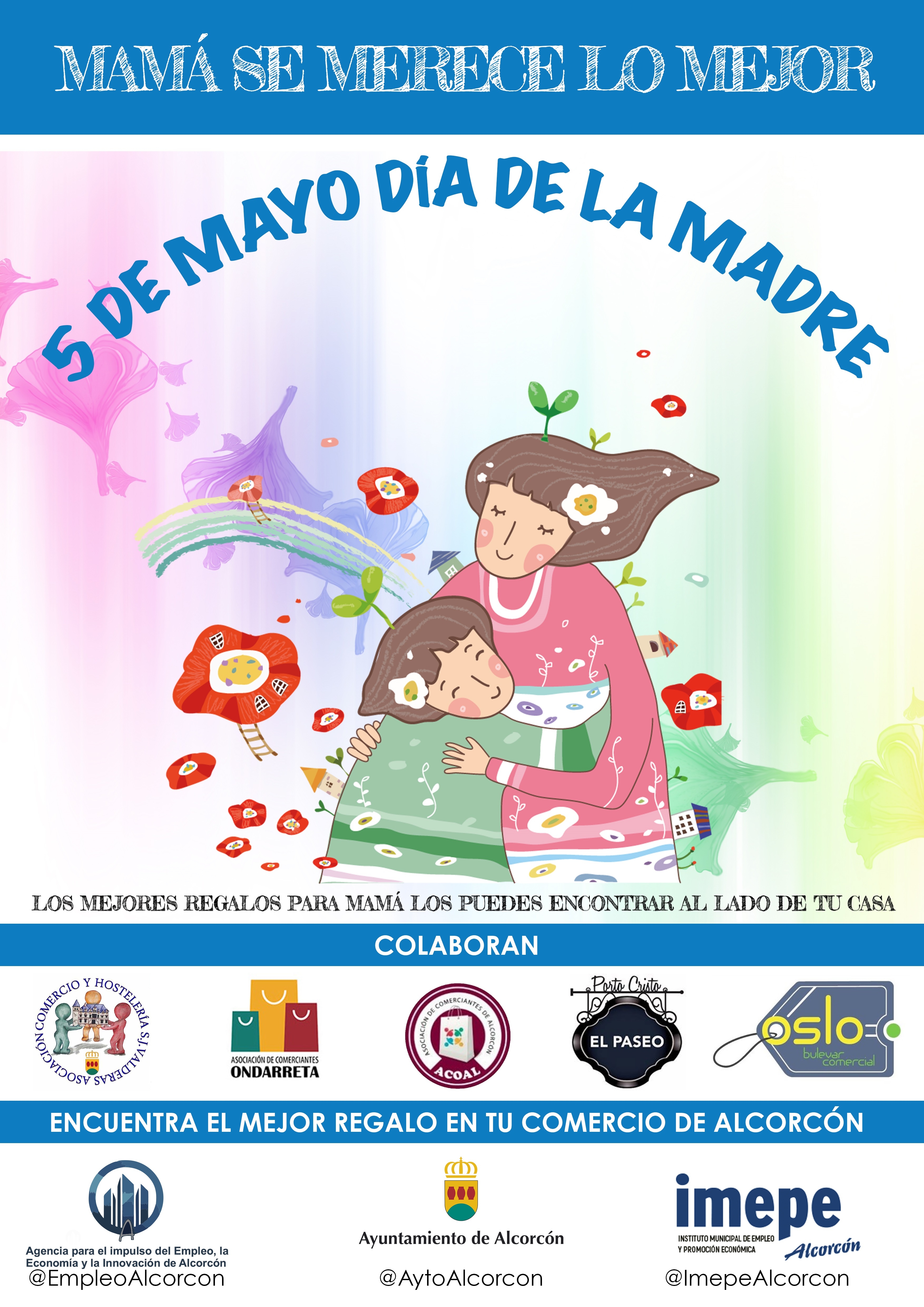 DIA MADRE ABRIL 2019 IMEPE Alcorcón